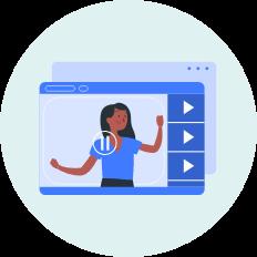 Online kurzy a lekce